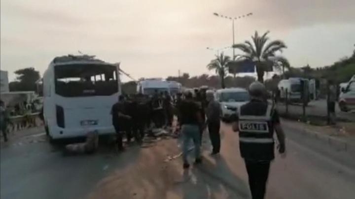 15россиян, пострадавших в ДТП в Турции, выписаны из стационаров