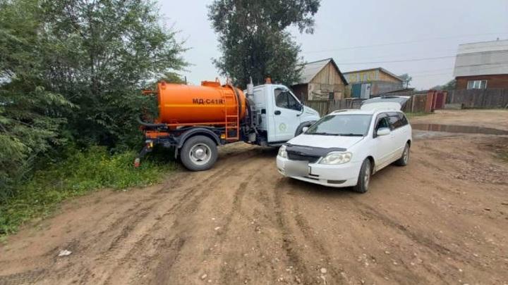 Уровень реки Селенга в Бурятии растет второй день подряд