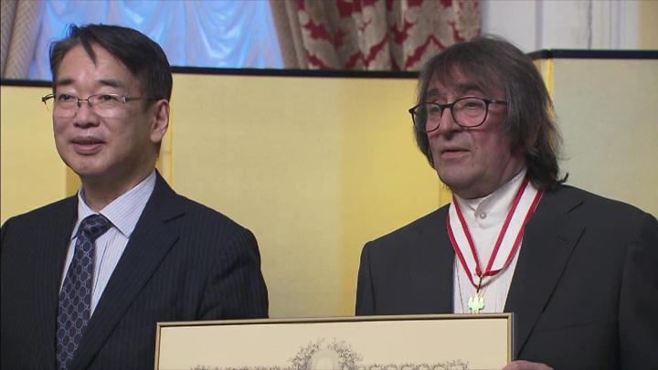 Юрию Башмету вручили Орден восходящего солнца