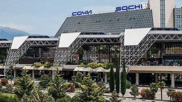 Аэропорт Сочи стал одним из самых загруженных в Европе