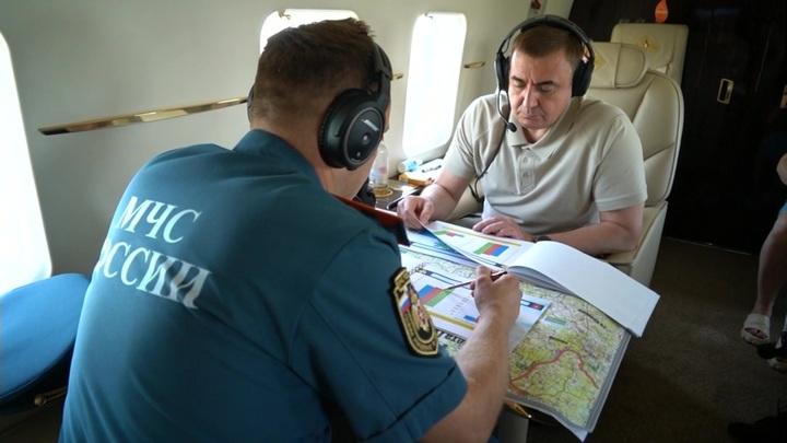 Природные пожары в Тульской области: ситуация находится под контролем