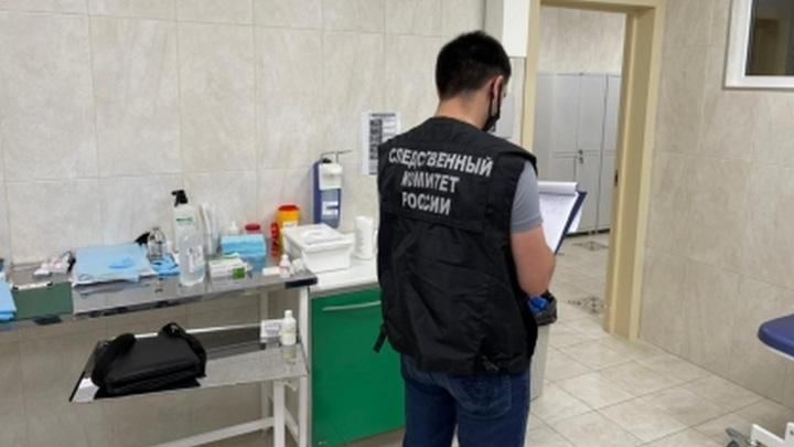 Девочка скончалась в кресле стоматолога в Тольятти