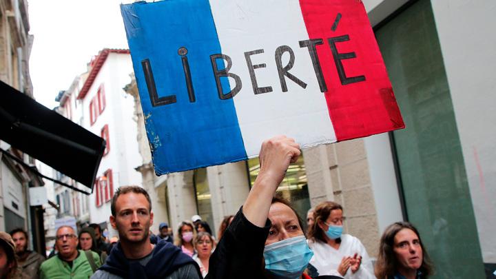 Франция отказалась праздновать 240-летие спасения США от Великобритании