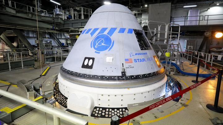Фото: twitter.com/BoeingSpace