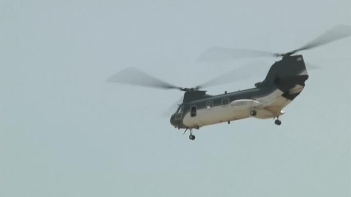 Гани улетел из Афганистана в вертолете, набитом деньгами