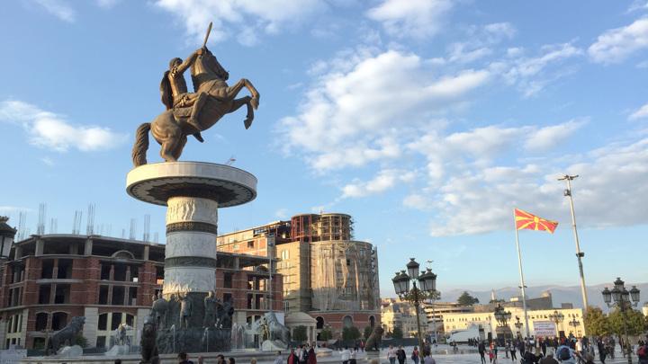 Северная Македония выслала российского дипломата. Ответ последует