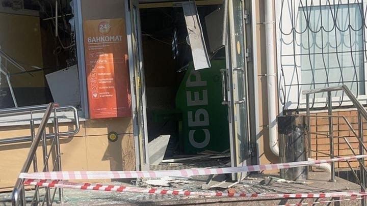 Таксист подорвал семь банкоматов в Подольске