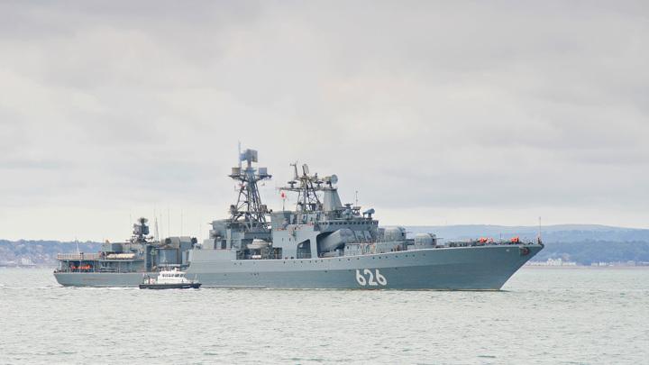 Испания не пустила российские корабли в Сеуту