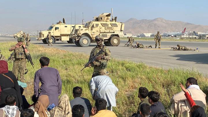 Белый дом не знает, сколько американцев осталось в Афганистане