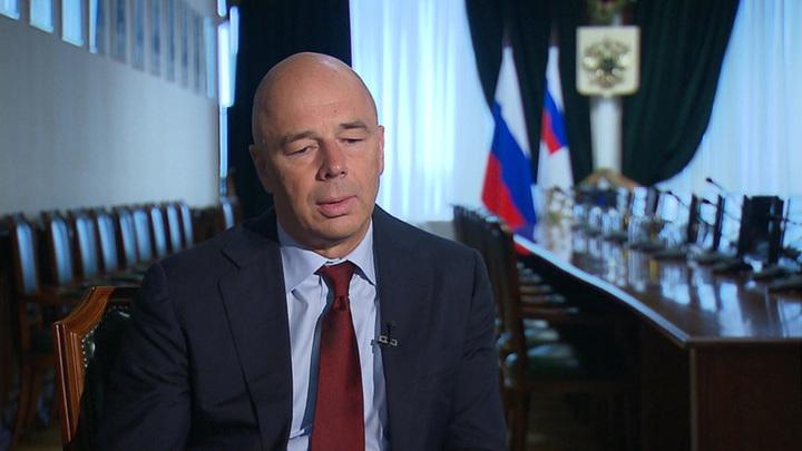 Силуанов назвал сумму для выплат пенсионерам и военным