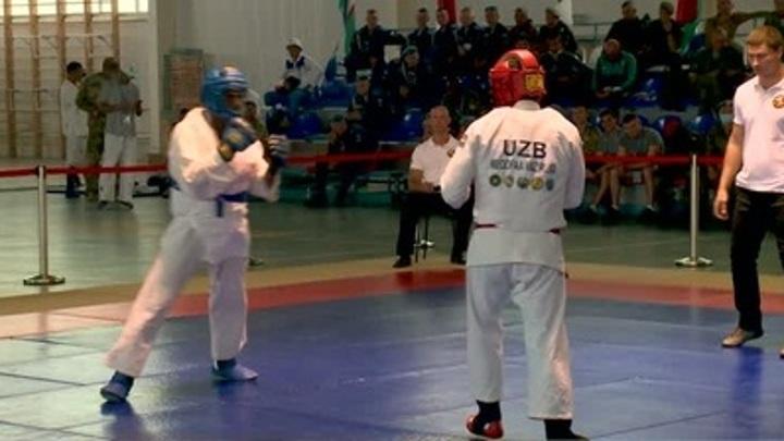 У десантников прошел первый этап соревнований в рамках Армейских международных игр