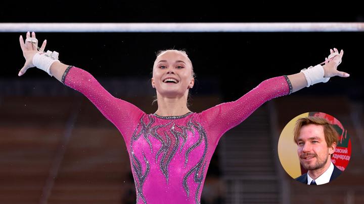 Олимпийская чемпионка Мельникова рассказала о поздравлении от актера Петрова