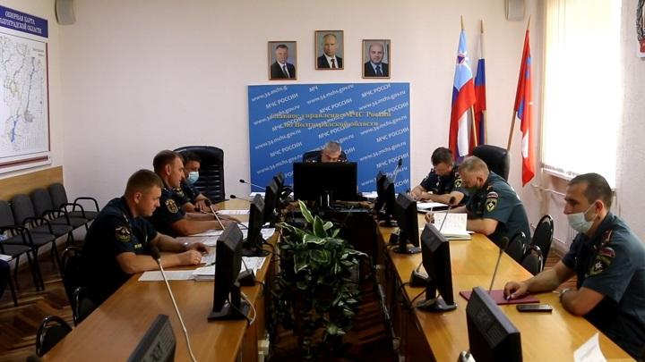 Обеспечение пожарной безопасности: в Волгоградской области проверяют учреждения