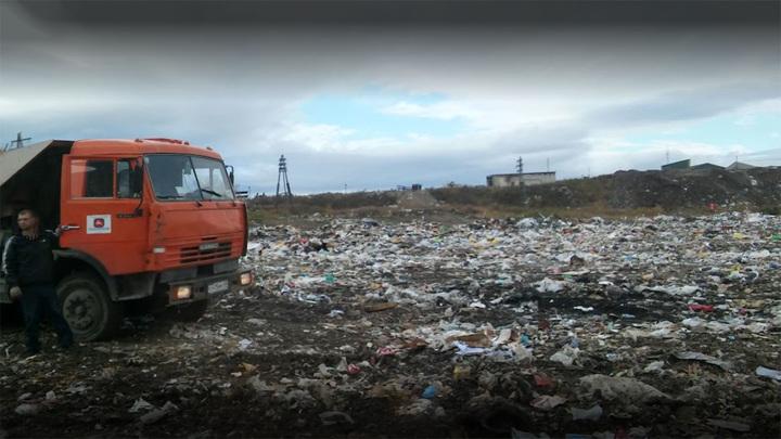 В Магадане построят комплекс по переработке бытовых отходов