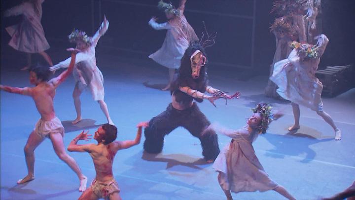 «Лето, Зима и Весна священная»:  «Балет Москва» представил новый спектакль
