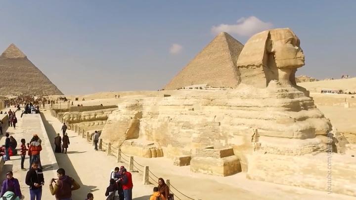 Россия увеличивает количество регулярных рейсов на курорты Египта