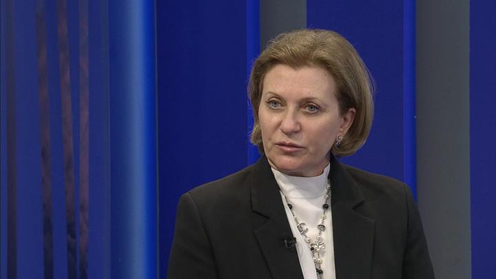 Анна Попова предложила ужесточить штрафы за нарушение эпид-норм