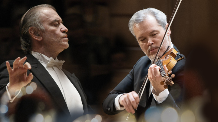 Валерий Гергиев и оркестр Мариинского театра поздравят москвичей с Днём города