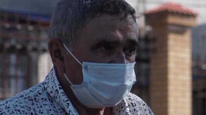Проценко помог вылечить пенсионера от COVID-19 в Забайкалье