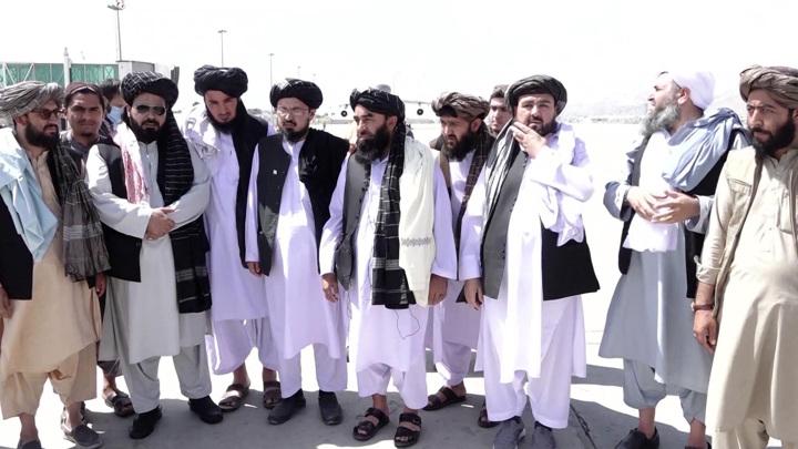Франция решила не признавать власть талибов