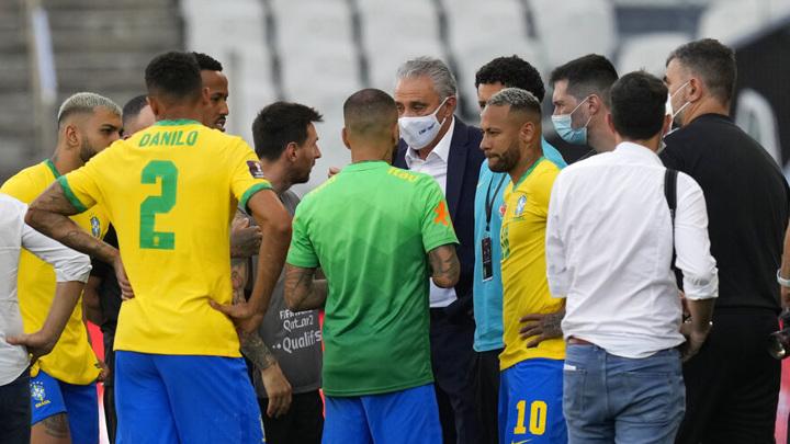 Федерации футбола Аргентины и Бразилии выступили с заявлениями