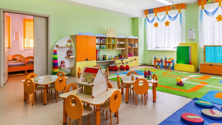 Во всех детских садах Смоленска дали отопление