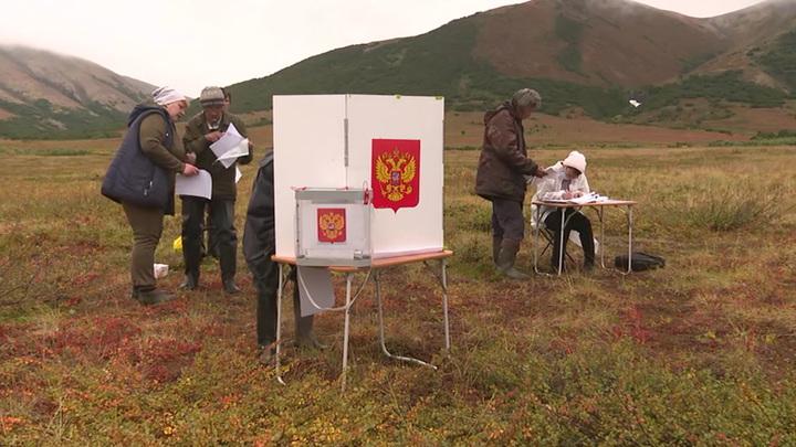 Досрочное голосование: оленеводы Чукотки делают свой выбор