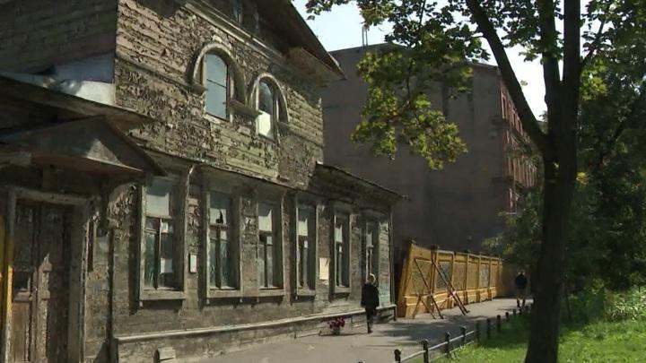 Особняк Бремме на Васильевском острове готовят к реставрации