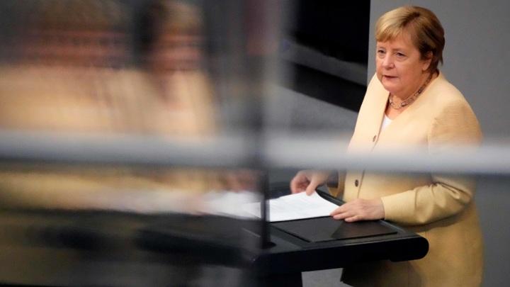 Кремль согласен с Меркель: процесс урегулирования в Донбассе ничтожен