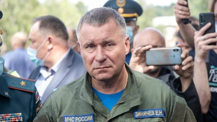 Оператор, которого пытался спасти Зиничев, тоже погиб