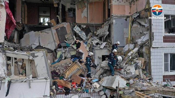 Тело мальчика извлекли из-под завалов в Ногинске