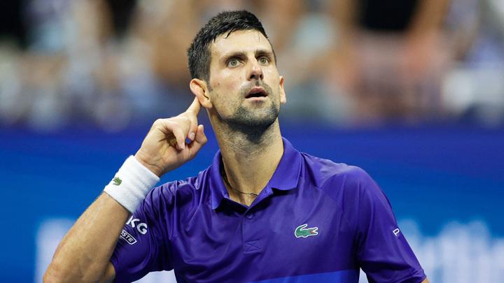 Джокович: в финале US Open против Медведева пойду ва-банк