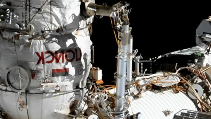 Побит рекорд по числу людей в космосе