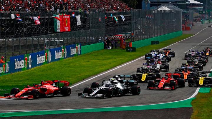"""""""Формула-1"""". Новый формат для Гран-при Италии"""