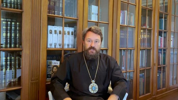 Митрополит Иларион: патриарх Варфоломей отработал заказ США