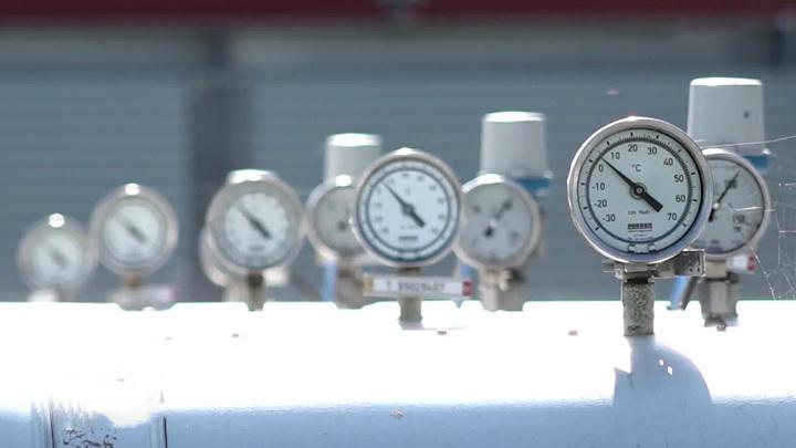 Газ установил новый ценовой рекорд на европейском рынке