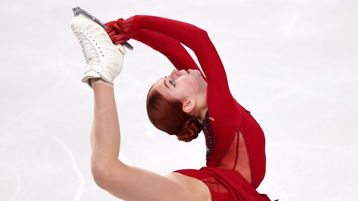 Трусова привела всех в восторг, выполнив пять четверных прыжков