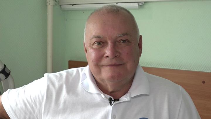 Дмитрий Киселев выздоровел от коронавируса