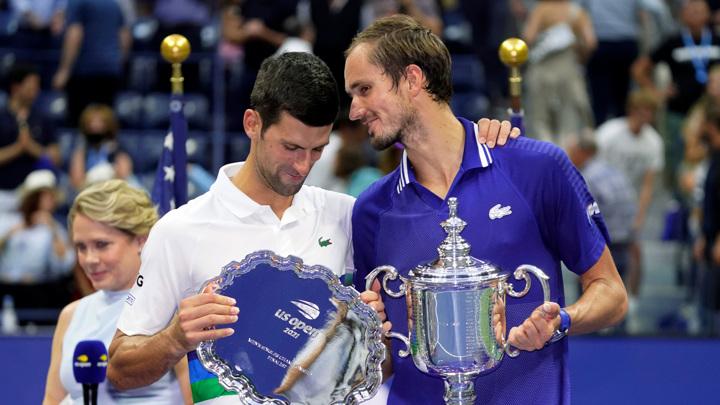 Шамиль Тарпищев: победа Медведева – триумф отечественного тенниса
