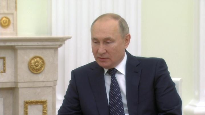 Путин – Асаду: с вами связывают процесс возвращения к нормальной жизни
