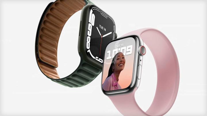 Стала известна цена Apple Watch 7 в России