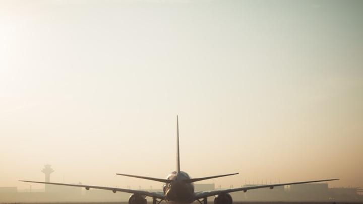 Туман парализовал авиасообщение с Новым Уренгоем