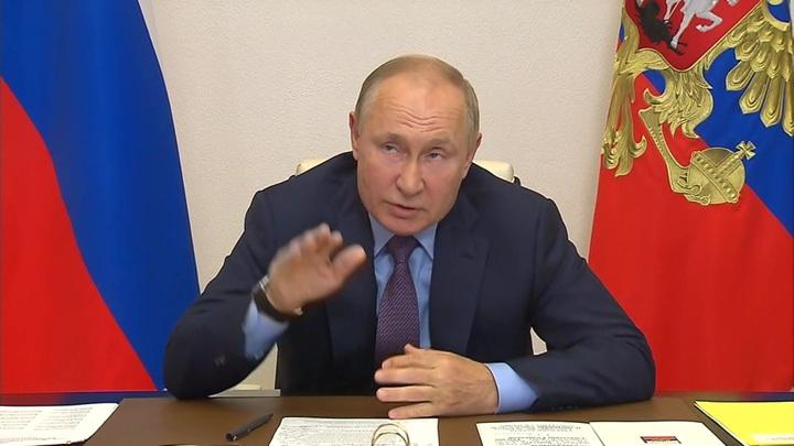 """Путин встретится с лидерами списка """"Единой России"""" 27 сентября"""