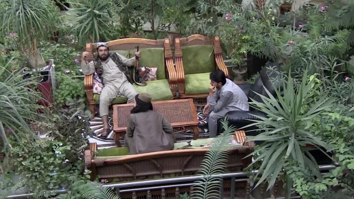 Исламский эмират Афганистан формируется, талибы дерутся
