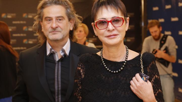Ирина Хакамада сообщила о смерти мужа