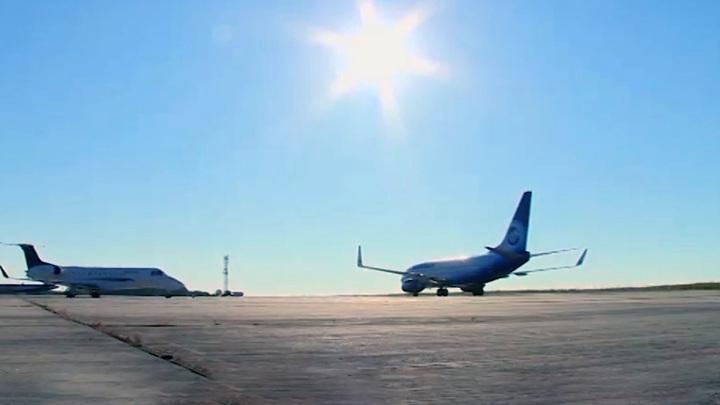 Прямое авиасообщение в Египет возобновили кузбасские аэропорты