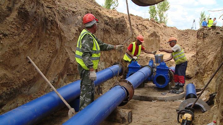 В 5-ти муниципалитетах Волгоградской области обновят системы водоснабжения