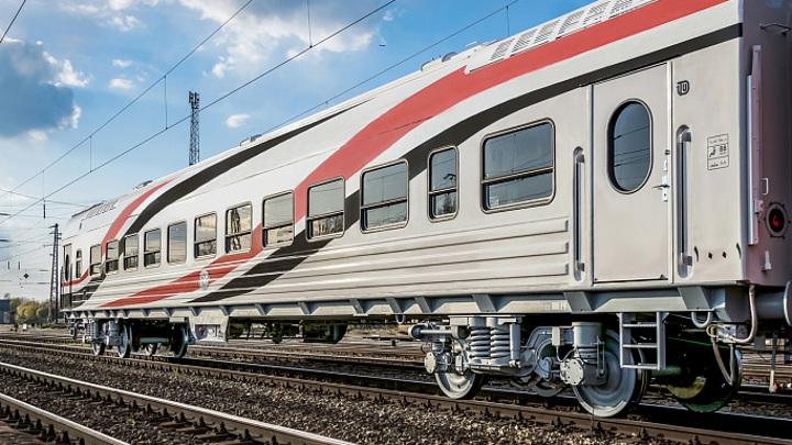 14 новых пассажирских вагонов, сделанных в Твери, передали Египту
