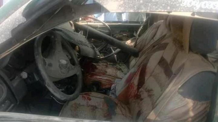 Автомобиль талибов подорвали в Джелалабаде