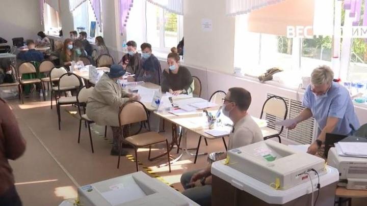 Выборы-2021: в Приморье не зафиксировали ни одного нарушения